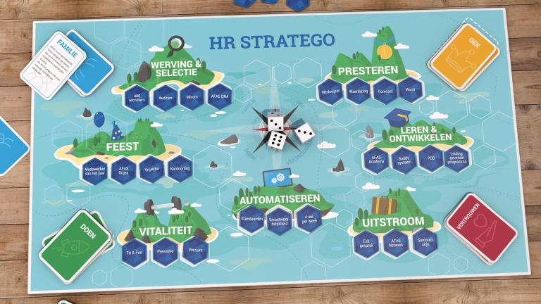 HR Stratego